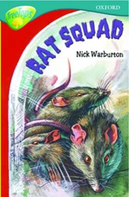 Oxford Reading Tree: Level 16: Treetops More Stories A: Rat Aquad (BOK)