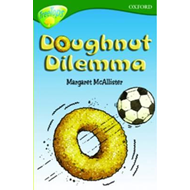 Oxford Reading Tree: Level 12: Treetops More Stories C: Doughnut Dilemma (BOK)