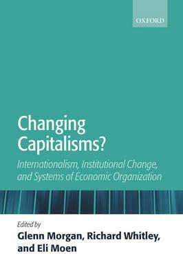 Changing Capitalisms? (BOK)