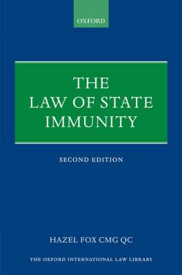Law of State Immunity (BOK)