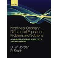 Nonlinear Ordinary Differential Equations: Problems and Solu (BOK)