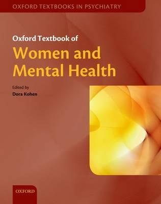 Oxford Textbook of Women and Mental Health (BOK)