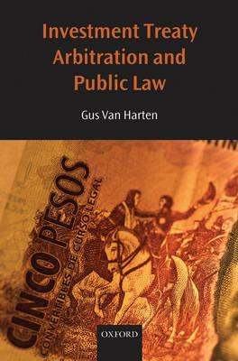 Investment Treaty Arbitration and Public Law (BOK)