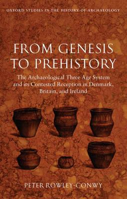 From Genesis to Prehistory (BOK)