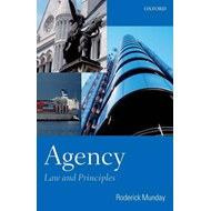 Agency: Law and Principles (BOK)