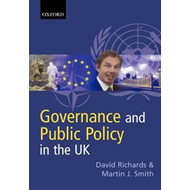 Governance and Public Policy in the United Kingdom (BOK)