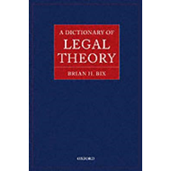 Dictionary of Legal Theory (BOK)
