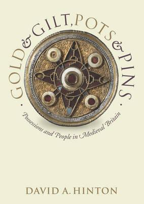 Gold and Gilt, Pots and Pins (BOK)