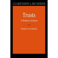 Trusts: A Modern Analysis (BOK)
