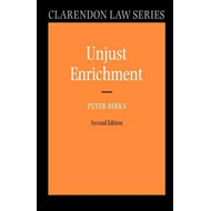 Unjust Enrichment (BOK)