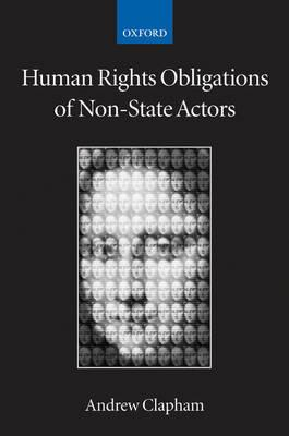 Human Rights Obligations of Non-State Actors (BOK)