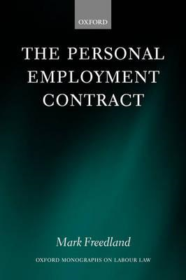 The Personal Employment Contract (BOK)