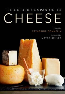 Oxford Companion to Cheese (BOK)