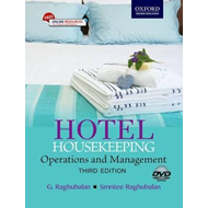 Hotel Housekeeping: Operations and Management (Includes DVD) (BOK)