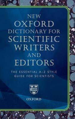 Oxford Dictionary for Scientific Writers and Editors (BOK)