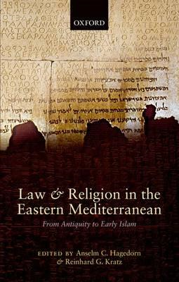 Law and Religion in the Eastern Mediterranean (BOK)