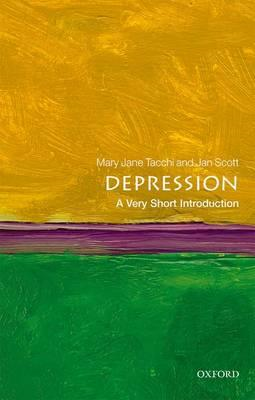 Depression: A Very Short Introduction (BOK)