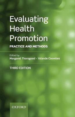 Evaluating Health Promotion: Practice and Methods (BOK)