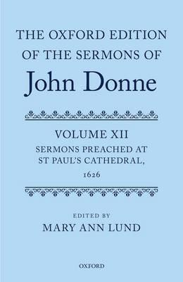 Oxford Edition of the Sermons of John Donne (BOK)