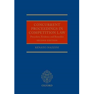 Competition Enforcement and Procedure (BOK)