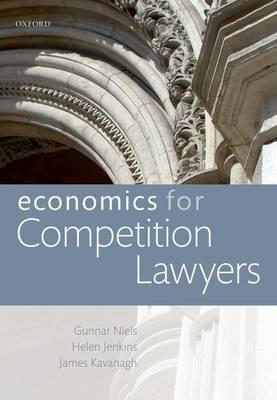 Economics for Competition Lawyers (BOK)