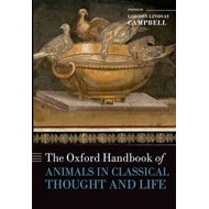 Oxford Handbook of Animals in Classical Thought and Life (BOK)
