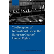 The Reception of International Law in the European Court of Human Rights (BOK)
