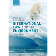 Birnie, Boyle, and Redgwell's International Law and the Envi (BOK)