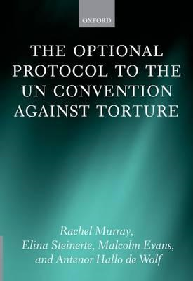 The Optional Protocol to the UN Convention Against Torture (BOK)