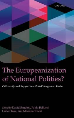 Europeanization of National Polities? (BOK)