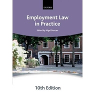 Employment Law in Practice (BOK)