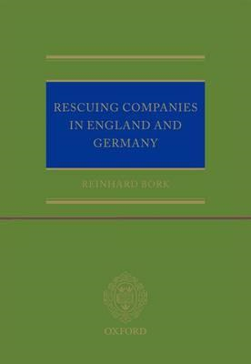 Rescuing Companies in England and Germany (BOK)