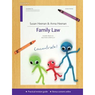Family Law Concentrate: Law Revision and Study Guide (BOK)