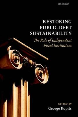 Restoring Public Debt Sustainability: The Role of Independent Fiscal Institutions (BOK)