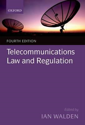 Telecommunications Law and Regulation (BOK)