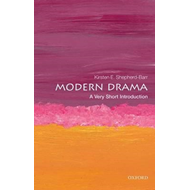 Modern Drama: A Very Short Introduction (BOK)
