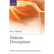 Definite Descriptions (BOK)