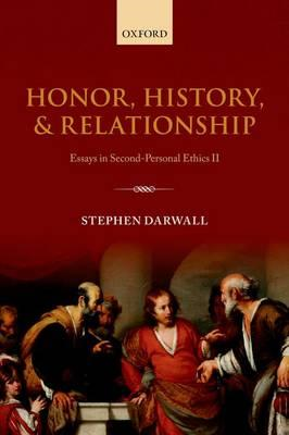 Honor, History, and Relationship (BOK)