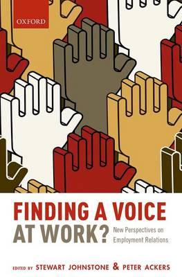 Finding a Voice at Work? (BOK)