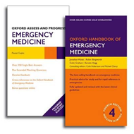 Oxford Handbook of Emergency Medicine and Oxford Assess and (BOK)
