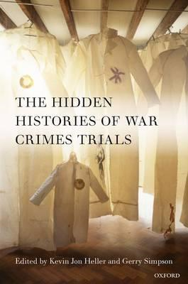 The Hidden Histories of War Crimes Trials (BOK)