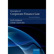 Principles of Corporate Finance Law (BOK)