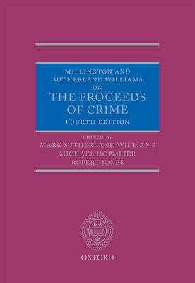 Millington and Sutherland Williams on The Proceeds of Crime (BOK)