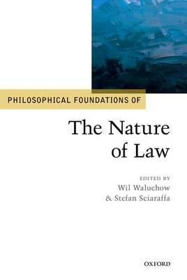 Philosophical Foundations of the Nature of Law (BOK)