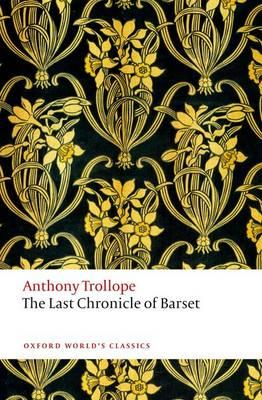 Last Chronicle of Barset (BOK)
