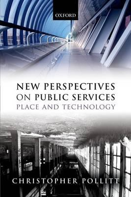 New Perspectives on Public Services (BOK)