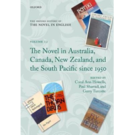 Oxford History of the Novel in English (BOK)