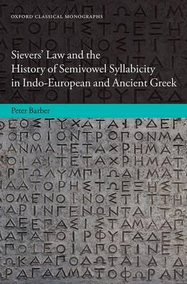 Sievers' Law and the History of Semivowel Syllabicity in Ind (BOK)