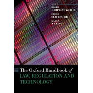 Oxford Handbook of Law, Regulation and Technology (BOK)