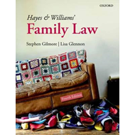 Hayes and Williams' Family Law (BOK)
